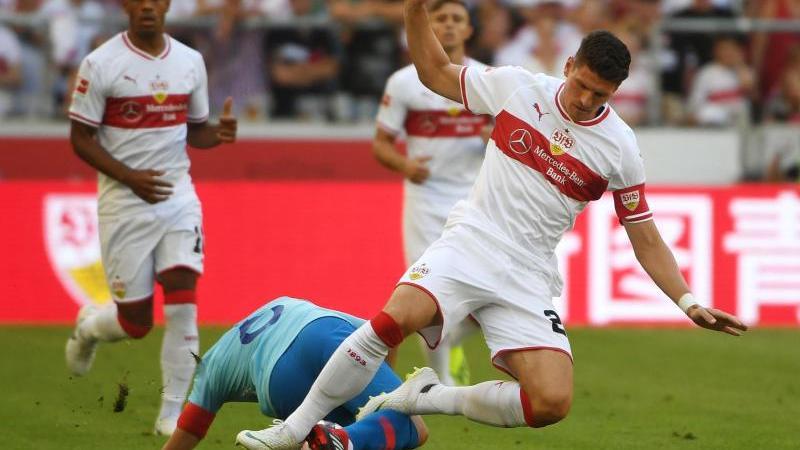 Vfb Stuttgart Verpasst Sieg Gegen Atlético Madrid