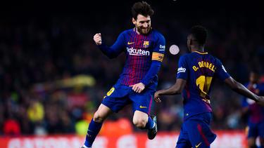 Messi tiene por delante solo un jugador más en esta clasificación. (Foto: Getty)