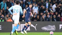 Draxler marcó el segundo gol del PSG en Marsella. (Foto: Getty)