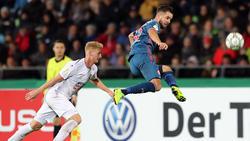 Die Fortuna setzte sich am Ende souverän mit 5:1 gegen Ulm durch