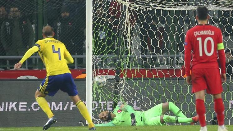 Andreas Granqvist besorgte den Treffer für Schweden
