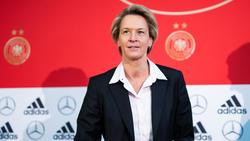 Der Vertrag von Martina Voss-Tecklenburg beim DFB läuft bis 2021