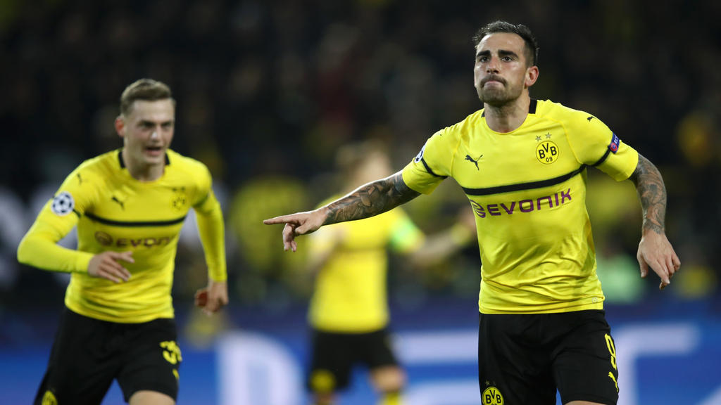 Glücksgriff des BVB: Paco Alcácer