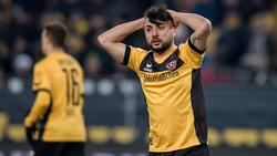 Wurde wegen eines Vorfalls bei der Anreise zum Spiel beim MSV Duisburg suspendiert: Aias Aosman