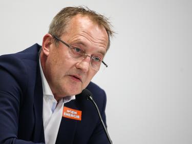 Fredy Bickel ist seit Dezember 2016 Sportdirektor in Hütteldorf