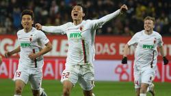 Dong-won Ji markierte beide Treffer gegen den BVB