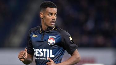 Alexander Isak steht vor der Rückkehr zum BVB