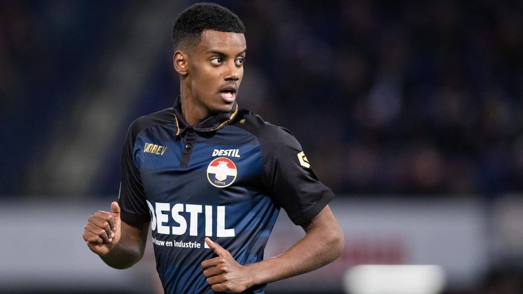 Der RSC Anderlecht hat angeblich Interesse an Alexander Isak