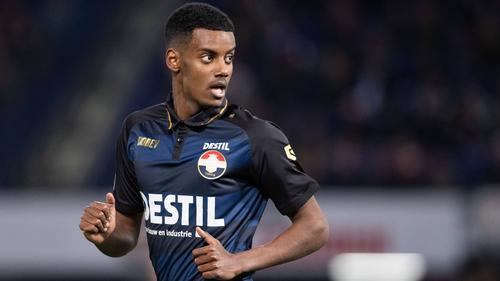 Alexander Isak will im Sommer zum BVB zurückkehren