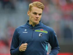 Freiburg-Verteidiger Philipp Lienhart muss dem ÖFB-Team absagen
