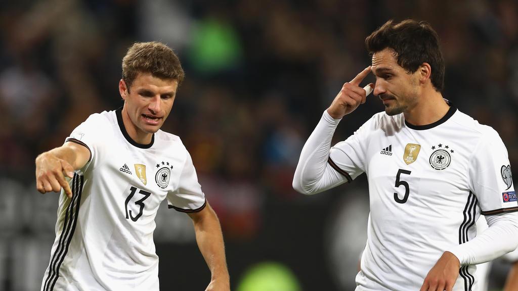 Thomas Müller und Mats Hummels sind nicht mehr Teil der deutschen Nationalmannschaft