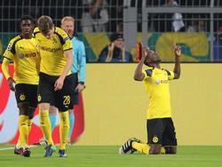 Adrian Ramos bringt Dortmund vorzeitig ins Achtelfinale