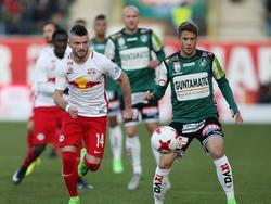 SV Ried - RB Salzburg