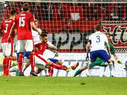 Österreich gegen Finnland
