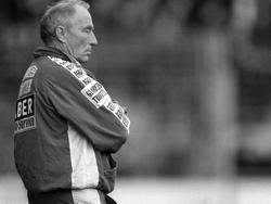 Rolf Schafstall trainierte jahrzehntelang in der Bundesliga