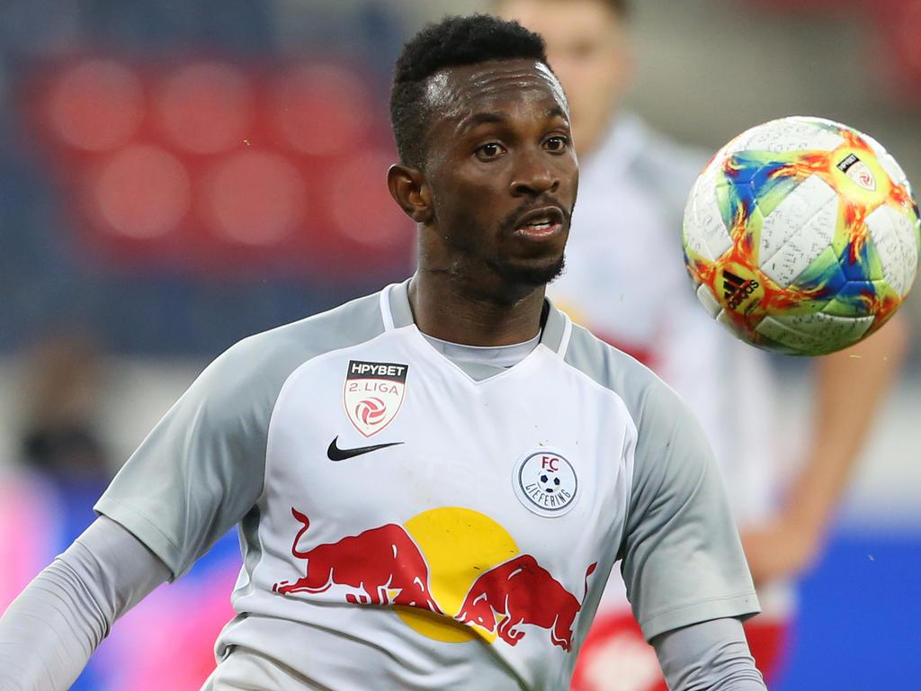 Anderson Niangbo soll im Lavanttal Bundesliga-Erfahrung sammeln