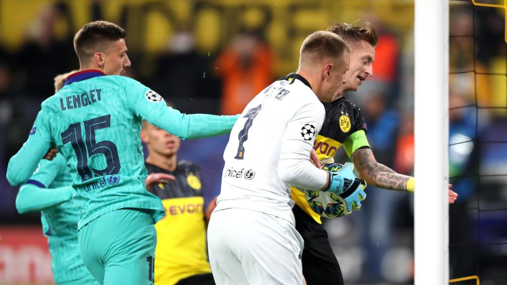 BVB verpasst Auftaktsieg gegen den FC Barcelona