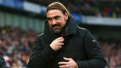 Daniel Farke steht bis 2022 bei Norwich City unter Vertrag