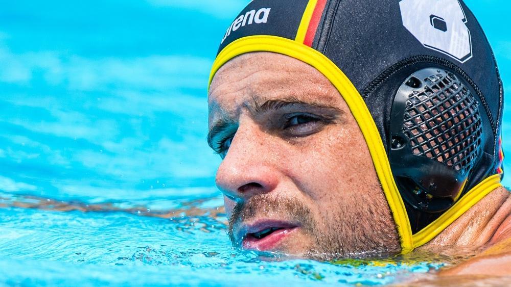 Zwei Treffer von Lucas Gielen reichten Deutschlands Wasserballern nicht