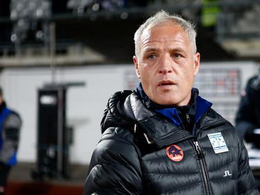 Neue Aufgabe für Trainer Heimo Pfeifenberger
