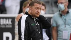 Der Sportdirektor von Borussia Mönchengladbach: Max Eberl