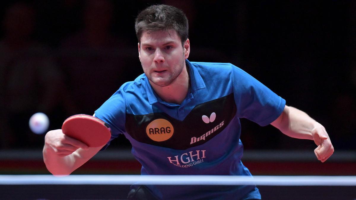 Ovtcharov ist bei den German Open im Halbfinale ausgeschieden