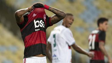 Bei Flamengo gibt es eine Reihe an Corona-Infektionen
