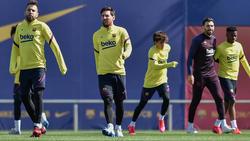 Messi trainiert ab Montag wieder mit der Mannschaft
