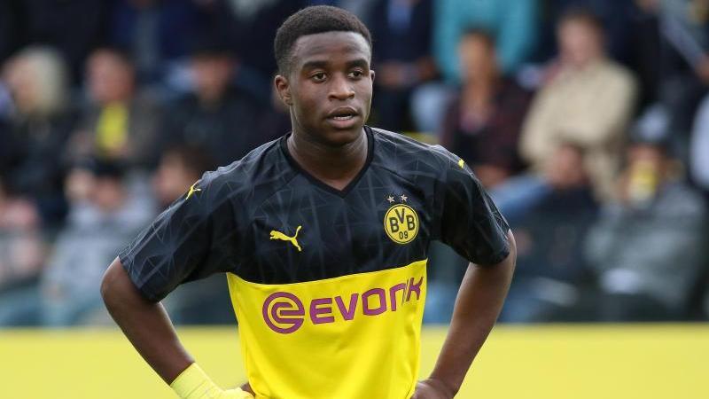 BVB-Youngster Youssoufa Moukoko wird eine goldene Zukunft vorausgesagt