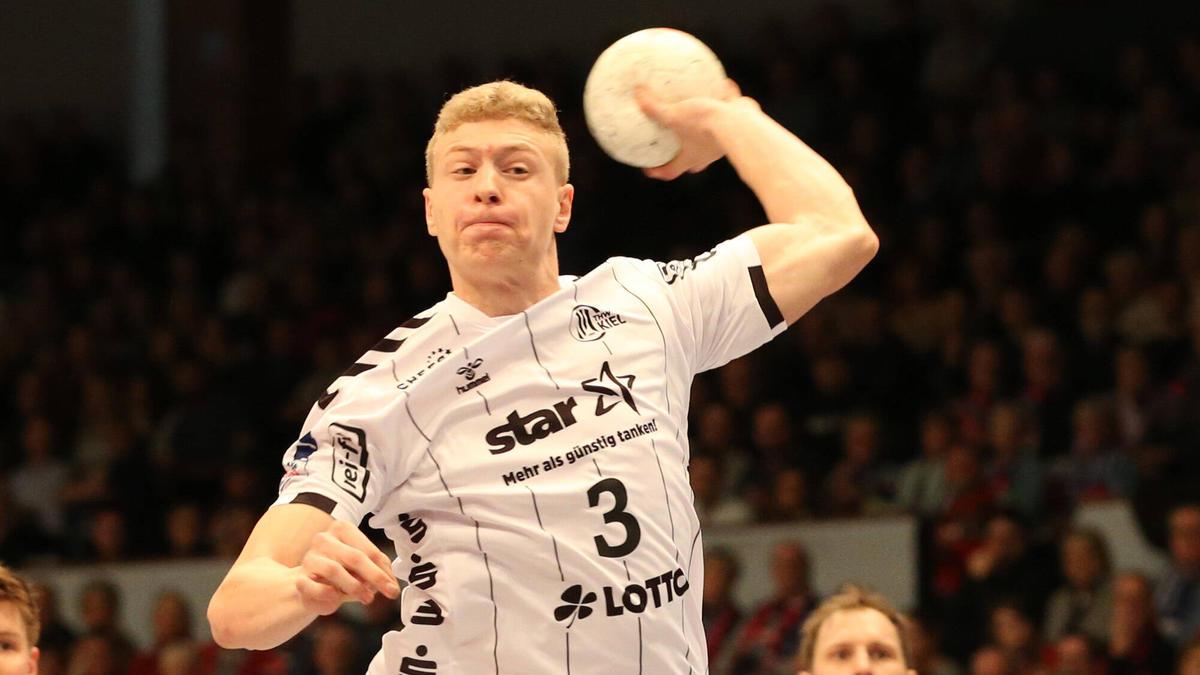 Rekordmeister THW Kiel setzt auch auf die Jugend