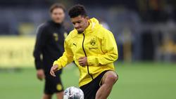 Wechselt Jadon Sancho tatsächlich vom BVB zu Manchester United?