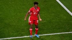 Kingsley Coman will mit dem FC Bayern weitere Erfolge feiern