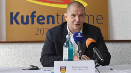 Die DESG-Führung um Matthias Große wird offen kritisiert