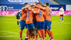 Der SV Darmstadt hat dem HSV eine überraschende Niederlage beigebracht