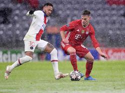 Die Bayern geben sich für das Rückspiel gegen PSG optimistisch