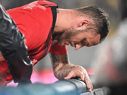Im Blick auf seine Zukunft kommt Marko Arnautović ins Grübeln