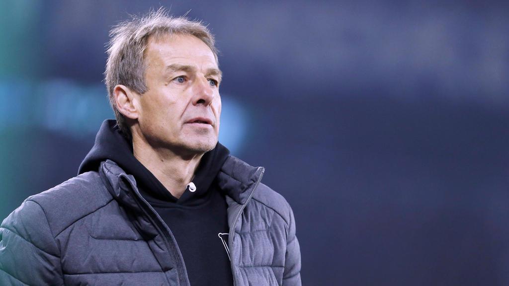 Sieht das DFB-Team als eine Art Underdog bei der EM: Ex-Bundestrainer Jürgen Klinsmann