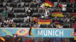 Deutschland bestreitet alle Vorrundenspiele der EM in München