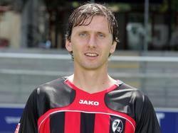 Wackers Neuzugang Henrich Benčík trug in zwischen 2006 und 2008 Trikot des SC Freiburg