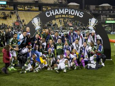 Die Portlands Timbers holen sich den ersten MLS-Titel