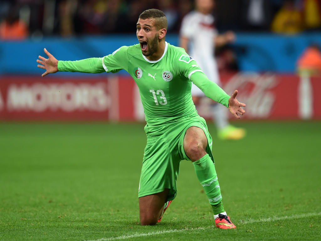 Africa Cup » News » Favourites Algeria storm back for decisive win