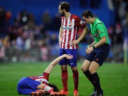 Tiago hat sich schwer verletzt