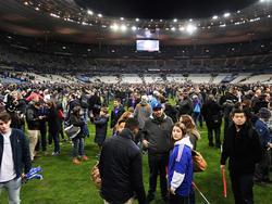 Im Stade de France gibt es Sicherheitslücken