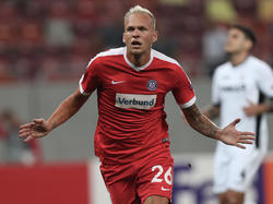 Astra Giurgiu gegen Austria Wien