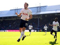 Harry Kane kam als Jugendlicher zu den Spurs