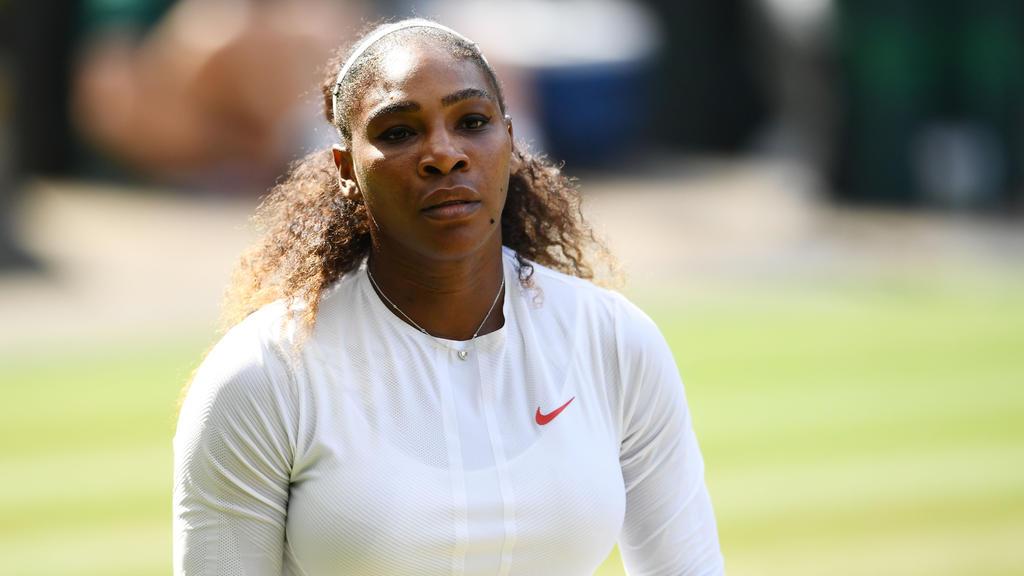 Serena Williams bangte um ihr Leben