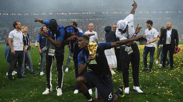 Der WM-Sieg Frankreichs kostet einen Sponsor bis zu zehn Millionen Euro