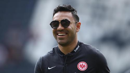Marco Fabían wechselte 2016 von Mexiko zur Frankfurter Eintracht