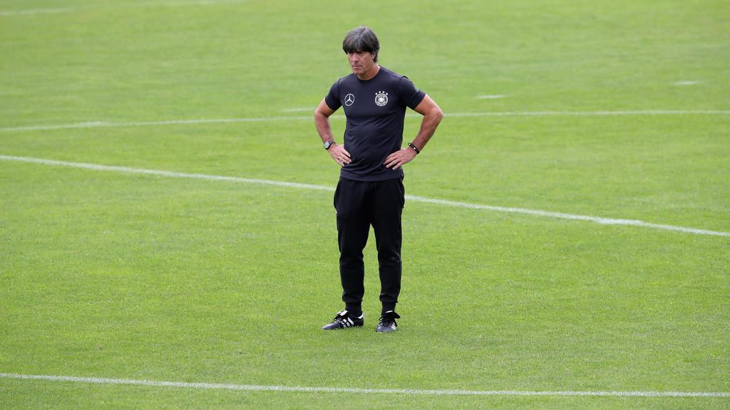 Joachim Löw wird sich mit dem DFB-Team in Leipzig vorbereiten