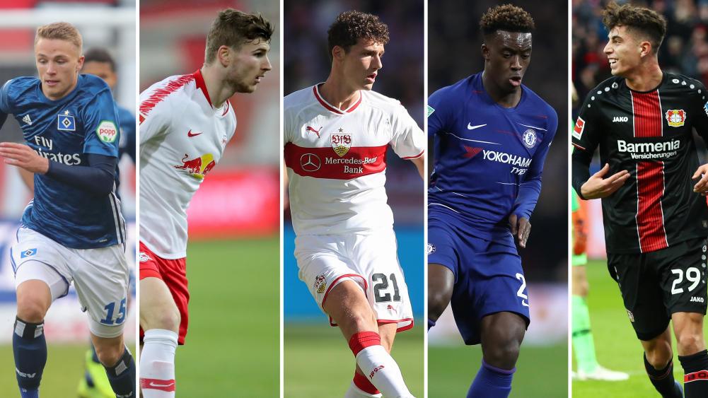 Welche Stars verpflichtet der FC Bayern zur kommenden Saison?